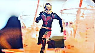 [NgoBar] Review SH Figuarts (Shf) Ant Man (Civil War) Versi Bootleg Atau Kw Alias Fake