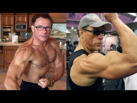 Jean-Claude Van Damme Motivation | 55 Years Old