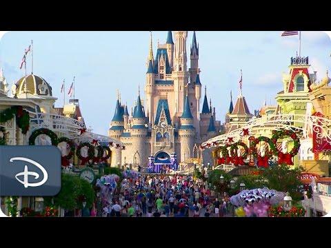 Walt Disney World Resort Transforms Main Street For The Holidays