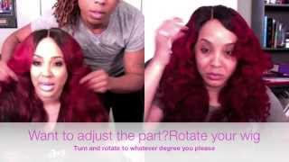 The Fly Ready Method for Healthy Safe Lace Wig Application