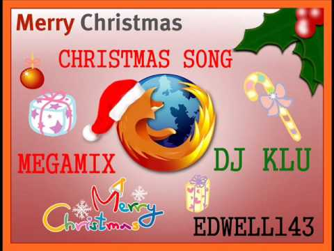 opm christmas song( megamix) ft. dj klu - part 1