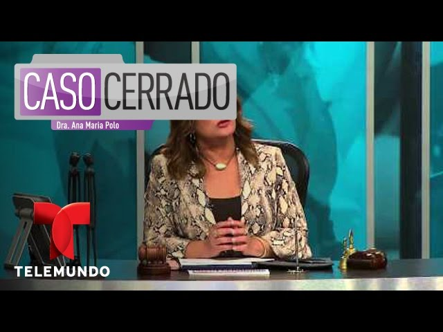 Caso Cerrado | Caso 493 | Telemundo
