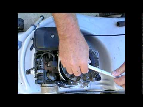 Briggs and stratton broken flywheel key symptoms and repair