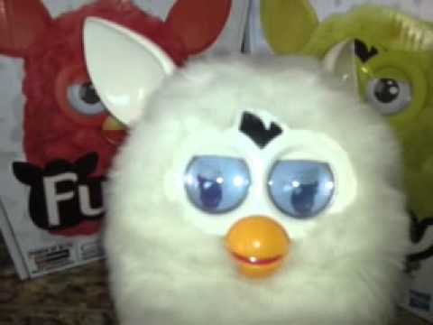 How to turn your 2012 Furby into. like. a VALLEY GIRL. SHAW!