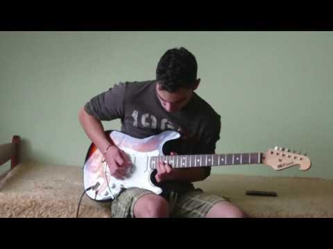 Gitarowe Solo Improwizacja.