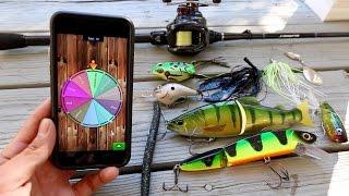 download lagu Random Lure Fishing Challenge? Ft. Jon B. & Lunkerstv gratis