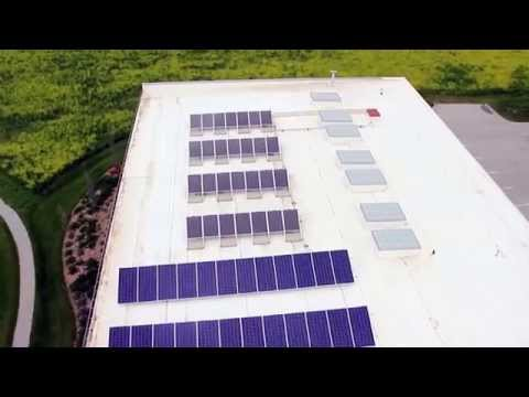 Morrissey Engineering's Photovoltaic Array