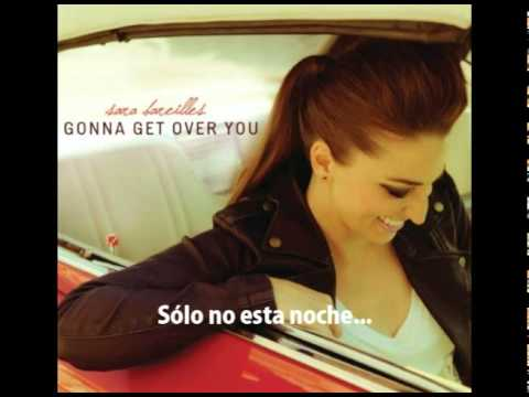 Sara Bareilles - Gonna Get Over You - [Español]