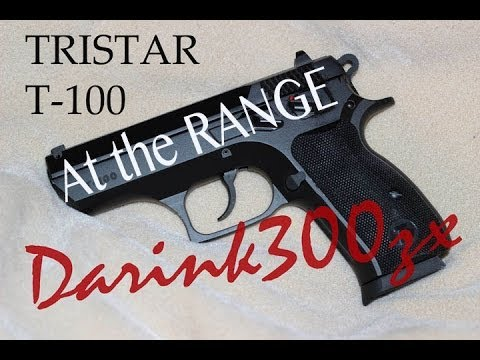 Tristar T100 Canik55 shark-c shooting