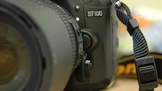 Nikon D7100 | This option is not available| HD video settings