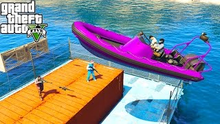 WORLDS BEST BOATS (GTA 5 Funny Moments)