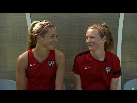 Studio 90: Mewis' Make Sister History video