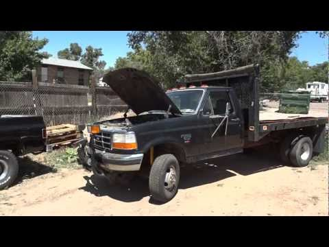 1996 Ford F-350 Dually 4x4 68K original mile 7.3L Powerstroke for sale
