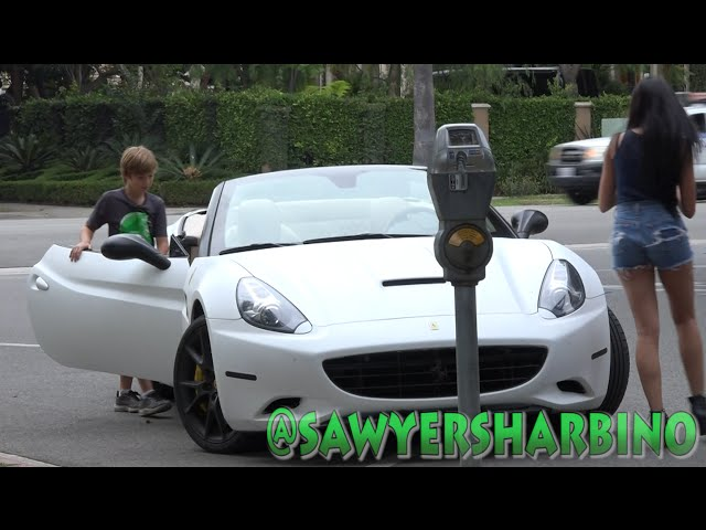 9 Year Old Gold Digger Prank!!