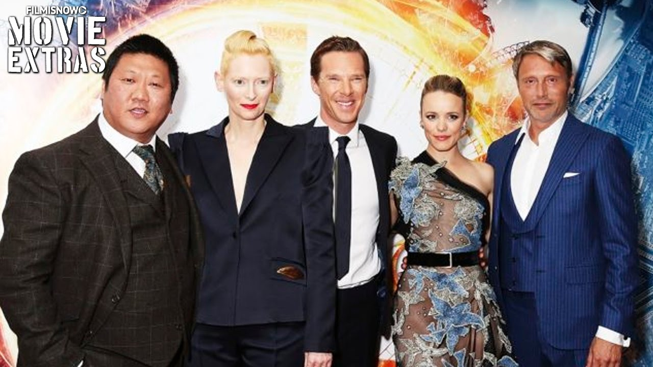 Doctor Strange | European Premiere 'London'