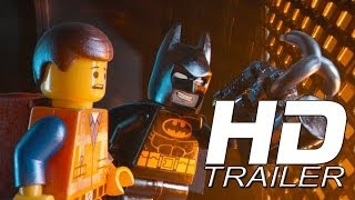 THE LEGO MOVIE Official Trailer 3