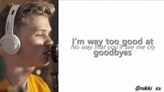 download lagu Bars And Melody - Too Good At Goodbyes Cover gratis