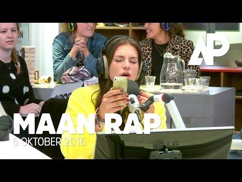 Maan rapt: 'Straight so die geht, shows in LA'