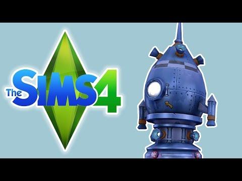 SIMS 4 - RAKETENBAUER #26