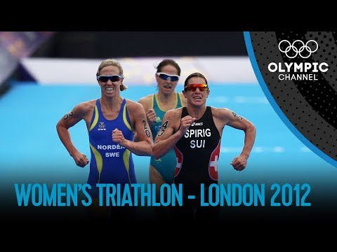 Triathlon - Women - London 2012 Olympic Games
