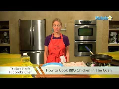 How to Cook BBQ Chicken in the Oven