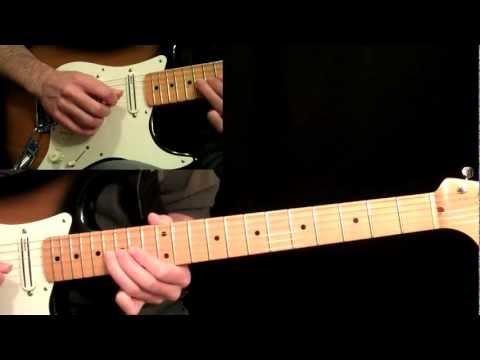 Van Halen - Hot For Teacher Guitar Lesson Pt.3 - Solo video