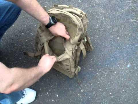 GEAR REVIEW: Condor - Medium Assault Pack
