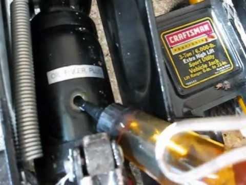 Tools Sears Floor Jack Top Off Fluid Suv High Lift Jack