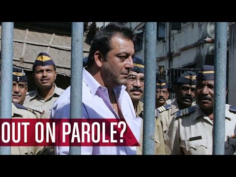 Sanjay Dutt OUT On PAROLE | Bollywood News