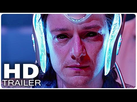 X MEN APOCALYPSE Trailer 2016