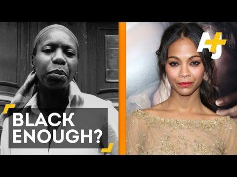 Zoe Saldana's Casting As Nina Simone Sparks Anger