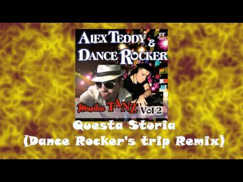 ALEX TEDDY & DANCE ROCKER – Musika Tanz vol 2