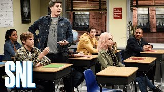 Late for Class - SNL
