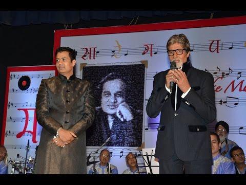 Prashant Rao with Shri Amitabh Bachchanji