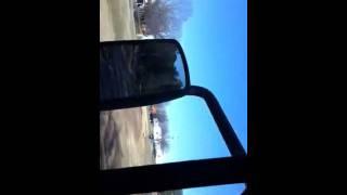 Air horn Freightliner