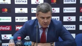 Вокруг матча ХК ЦСКА   ХК «Витязь»