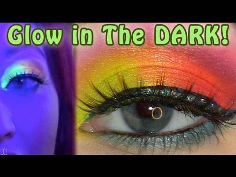 Fierce Friday May 28: Glow In The Dark Eyeshadow?! Video