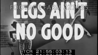 Legs Ain't No Good 221435-20 | Footage Farm