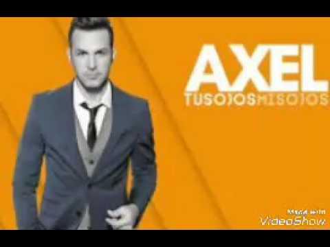 Que nos animemos - Axel fernando karaoke pista instrumental versionada