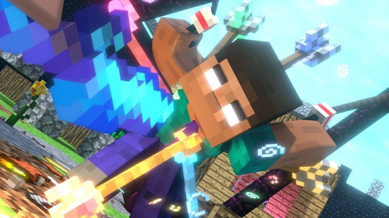 Annoying Villagers 25 - Minecraft Animation