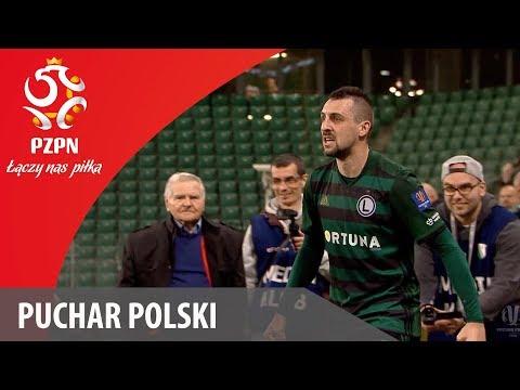 Puchar Polski: Legia Warszawa - Górnik Zabrze