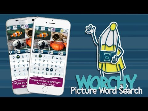 Worchy! Picture Word Search APK Cover