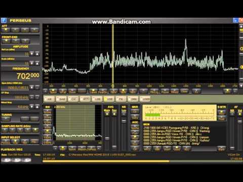 1413 kHz BBC WS Oman ,1431 kHz Radio Ulraine Itn. /  Nov 08,2015 1700 UTC