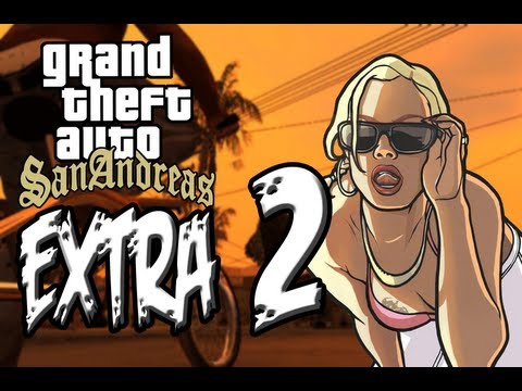 Let's Play Grand Theft Auto San Andreas [HD] Extra Part 2: Tank you