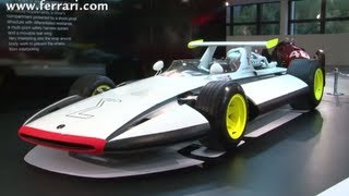Greatest Ferraris Pininfarina 2012 Exhibition Commercial Carjam TV HD Car TV Show