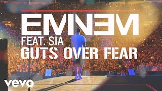 Eminem Video - Eminem - Guts Over Fear (Music Video) ft. Sia