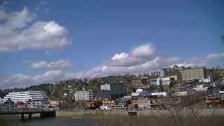 Time Lapse sur St-Georges de Beauce
