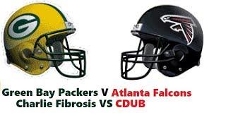 A Friendly Rivalry: CDUB VS CHARLIE FIBROSIS! ESPN NFL 2k5
