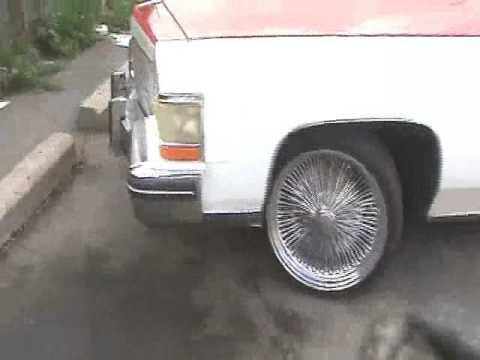 1983 Custom Cadillac Deville Coupe