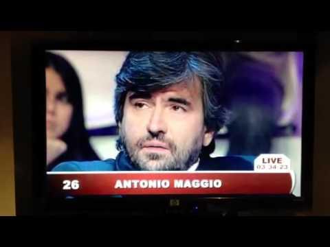 Nonostante tutto Antonio Maggio